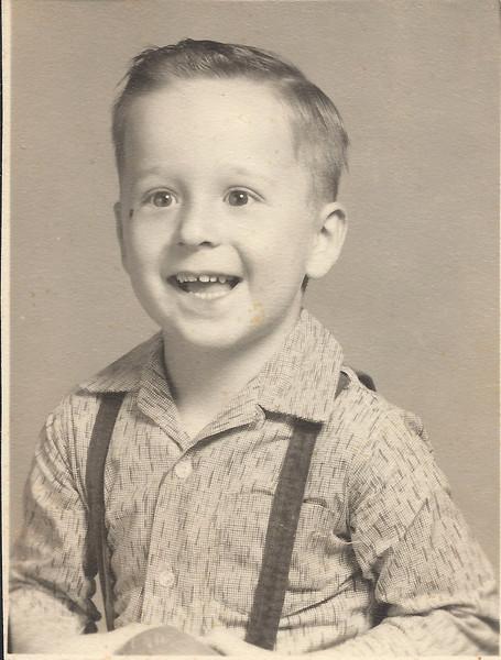 John David at 3 years old