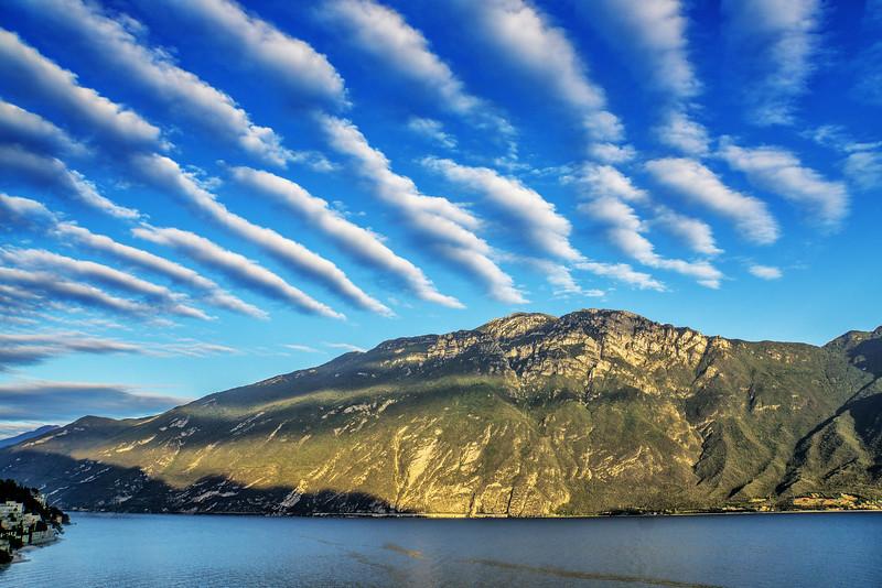 Ac undulatus, Gardasee | Lake Garda