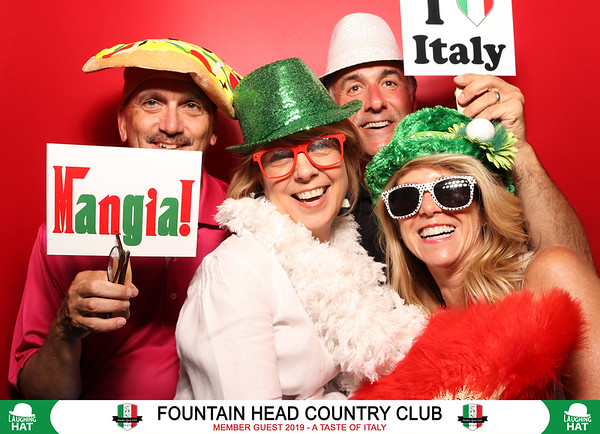 Fountain Head Country Club - A Taste of Italy