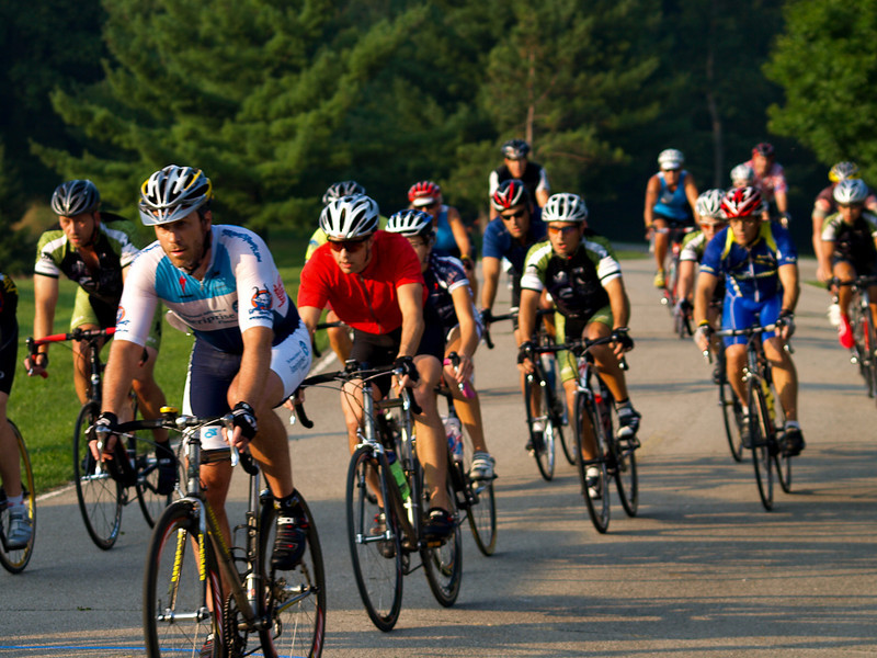 Fort Ben Road Race - 2009