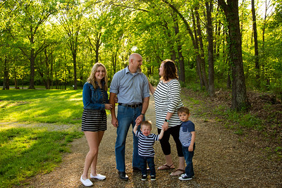 Cook Family Spring Session 2020