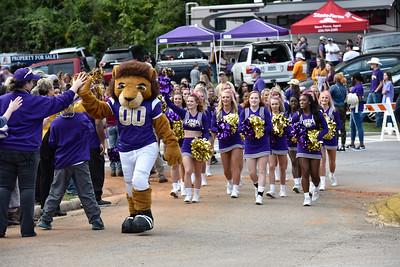 Lions v Choctaw