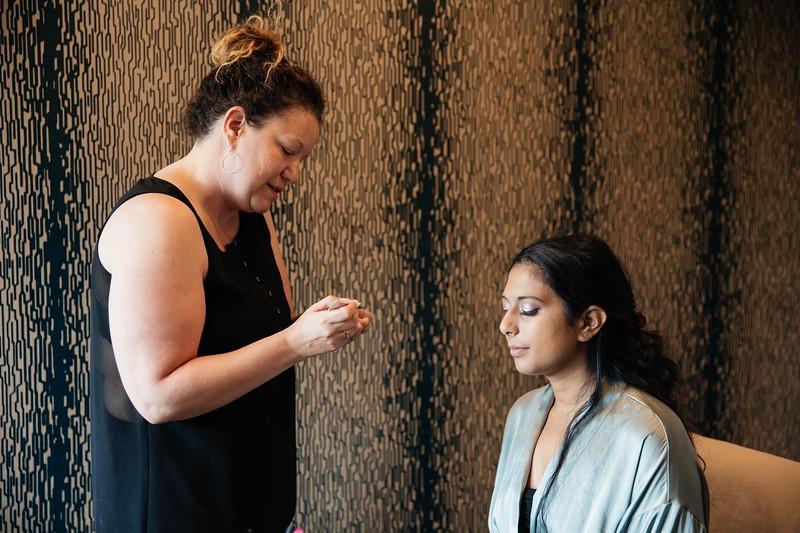 LeCapeWeddings Chicago Photographer - Renu and Ryan - Hilton Oakbrook Hills Indian Wedding -  50.jpg