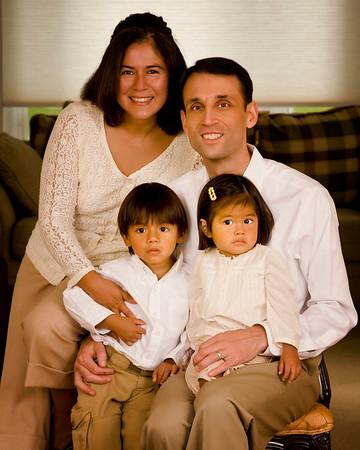 Cecilia & Family
