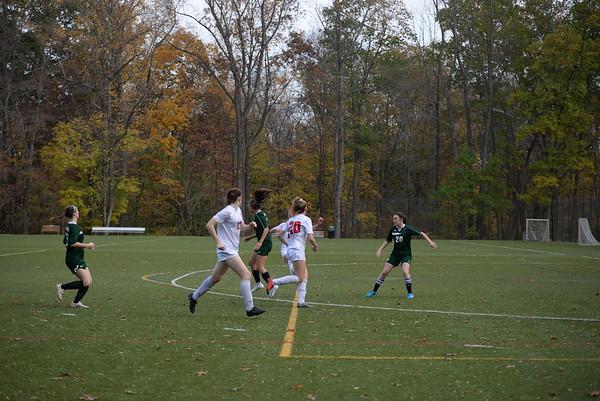 Girls Soccer: GA vs George School