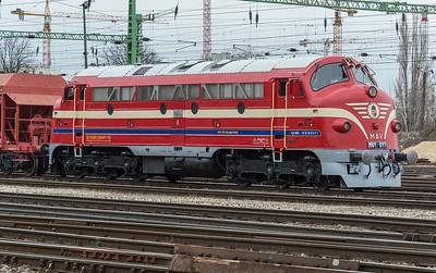 Budapest Kelenfold 2019
