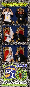 6/12/19 Fountain Valley HS Grad Night - Photo Booth Photo Strips