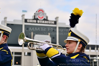 Morning Rehearsal - Ohio State 2016