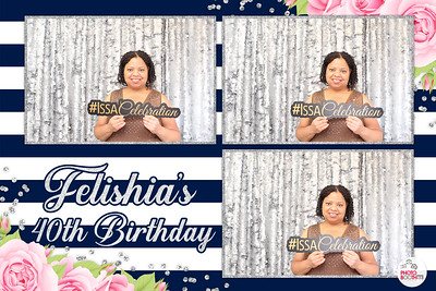 Felishia's 40th Birthday
