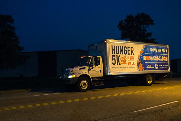 Hunger 5K Race 2017