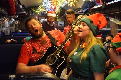 RPSI: Santa Specials. Saturday 8th December & Sunday 9th December 2018