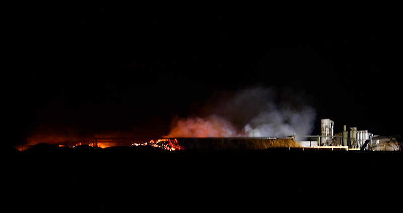 Almondco Pike River Fire