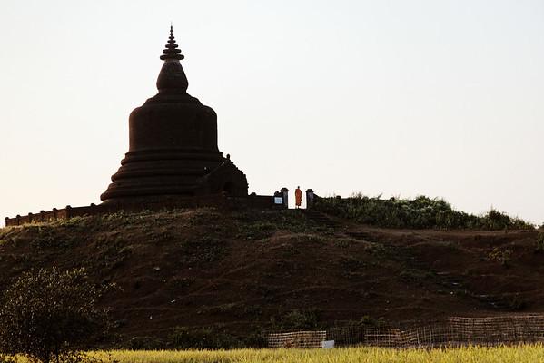 Les temples de Mrauk-U