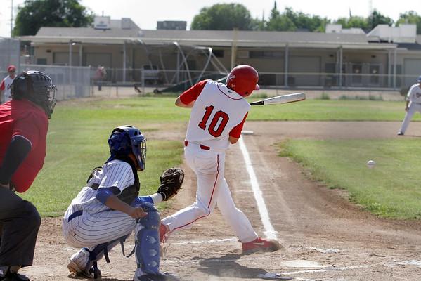 Corcoran @ Lindsay Baseball 5-2-13