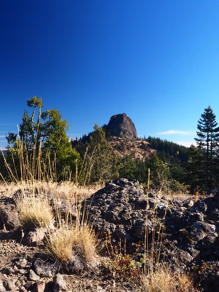 Rhyolite POINT Soda Mountain Wilderness Pilot Rock Oregon