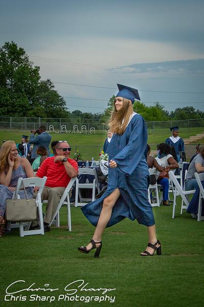 Eagle's Landing Christian Academy Graduation