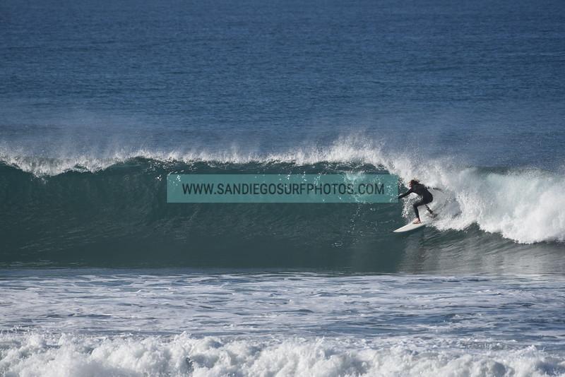Pipes San Elijo Surf Photos Wednesday 12th December 2018