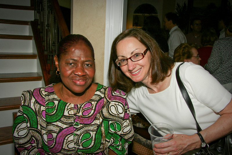 Khadija Cole-Kesse & Sheila Stultz