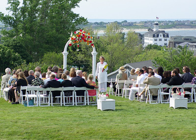 Leesburg Photo ....  Destination Weddings, this one at Block Island, Rhode Island