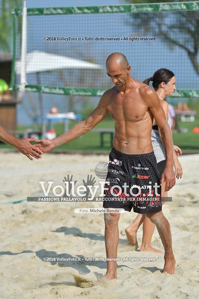 presso Zocco Beach PERUGIA , 25 agosto 2018 - Foto di Michele Benda per VolleyFoto [Riferimento file: 2018-08-25/ND5_8359]