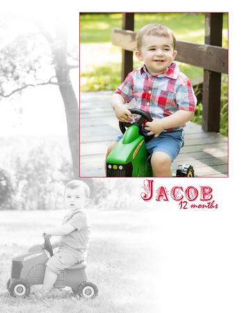 Jacob 12 Months