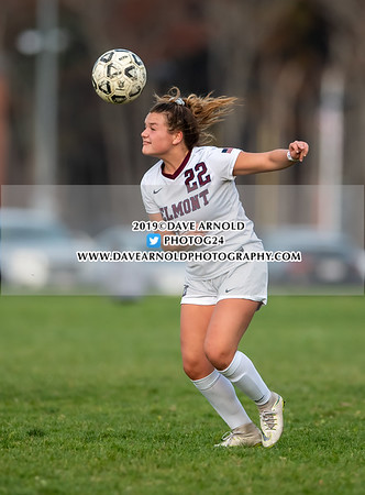 11/4/2019 - Girls Varsity Soccer - D2 North 1st Round - Lynnfield vs Masconomet
