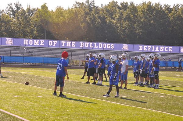 07-31-17 Sports Defiance first FB practice