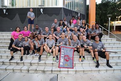 PAC 111 Motivational Run