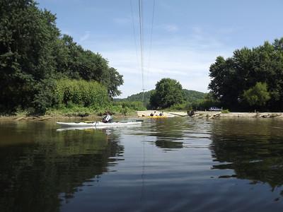 2013-08-17 Laughery Creek Paddle