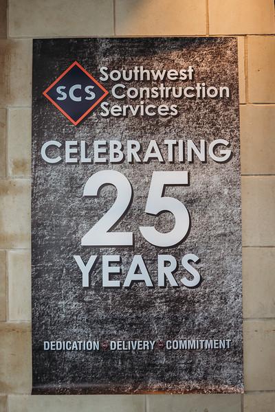 SCS 25th Anniversary