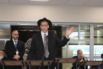 Middle School SIyum Mishnayos