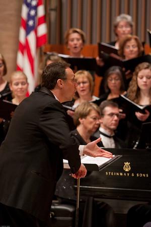 Pro Arte Choral 3-13-2009