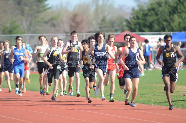 Midd South at Colts Neck Relays, April 18th 2015