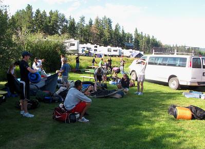 XC Summer Camp '09