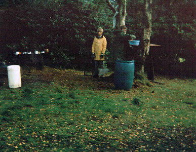 1985-10 Scout Camp at Barnswood