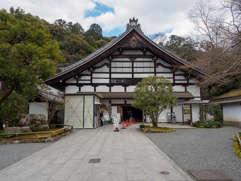 Buddhist Temple, Nanzen-ji