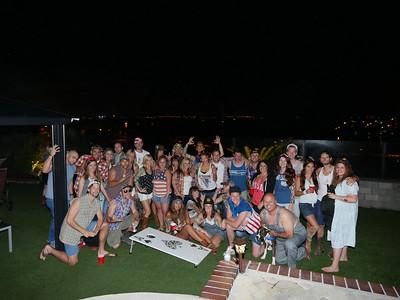 Jason's 25th Bday Hick Fest