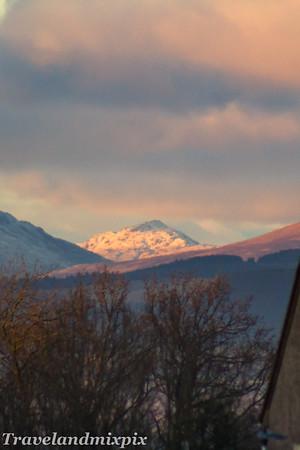 Ben Lomond and Arrochar Alps