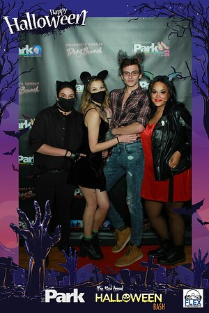 The Park 42nd Annual Halloween Bash