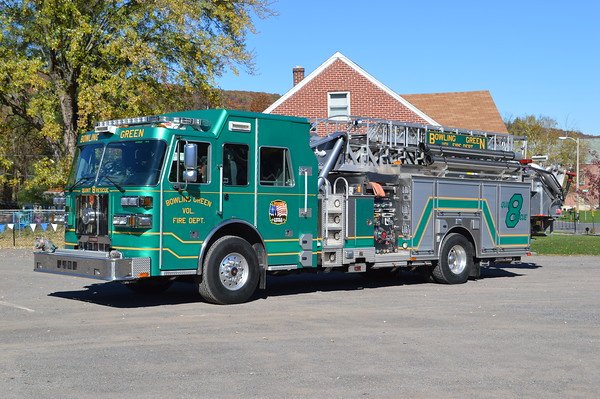 Company 8 - Bowling Green Fire Department