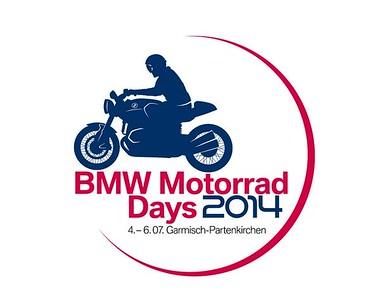 14e BMW Motorrad Days Garmisch Partenkirchen 2014