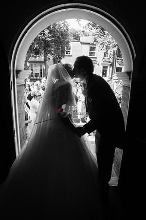 Sophie and Martin's wedding photography Weetwood Hall