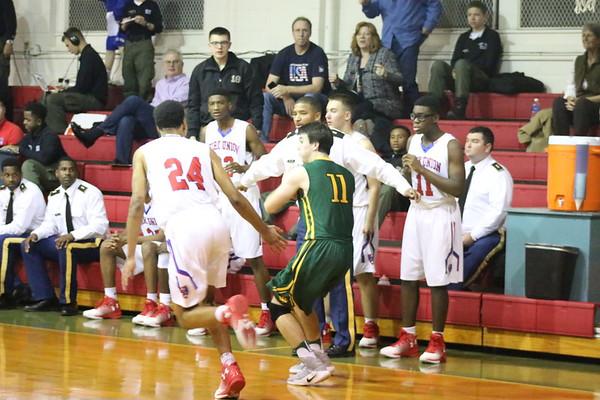 Prep Basketball vs. Collegiate