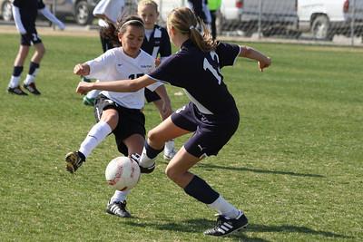 Xcelex LHGCL - Xcelex vs Dallas Texans (2/14/2009)