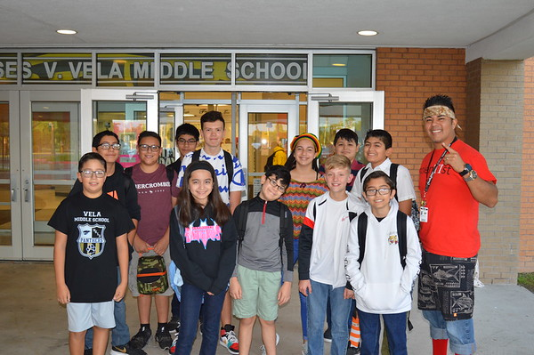 Welcome Wednesday Chess Team &  Panther Bots 2019
