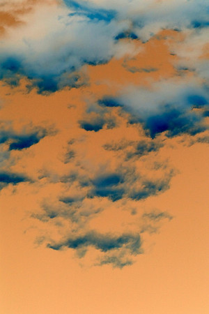 Inverted Clouds