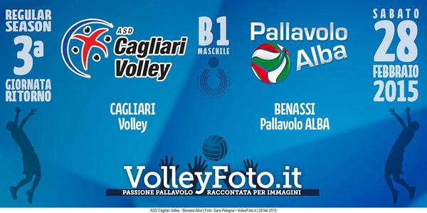 ASD Cagliari Volley - Benassi Alba