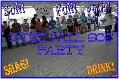 2009 GTSC Fall SOS Party
