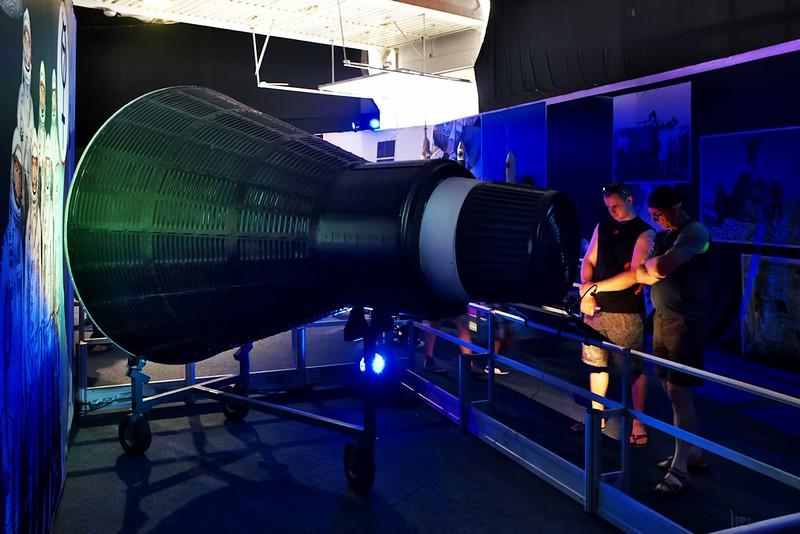 První americká kosmická loď Mercury