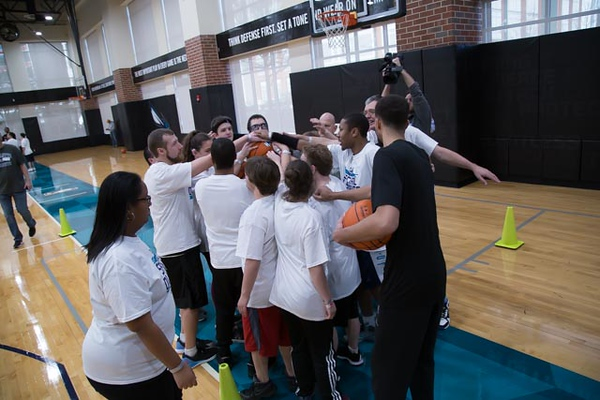 2018 Charlotte Hornets Clinic